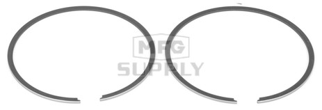 R09-220 - OEM Style Piston Rings, 02-09 Arctic Cat 570 fan cooled twin.
