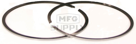 R09-247 - OEM Style Double Piston Rings for 08-newer Polaris 800. Double Ring. Std Size.