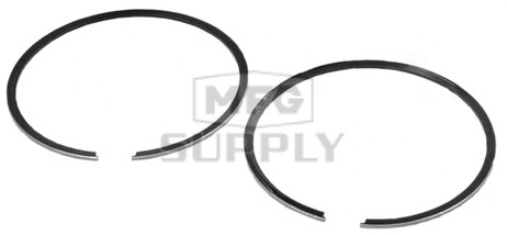 R09-681 - OEM Style Piston Rings. Arctic Cat 580cc twin. Std size.