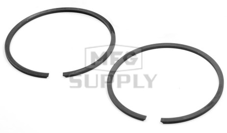 R09-688 - OEM Style Piston Rings. 71-75 Arctic Cat 440cc twin. Std size.