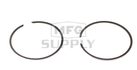 R09-708 - OEM Style Piston Rings, 77-81 Polaris 333cc twin. Std size.