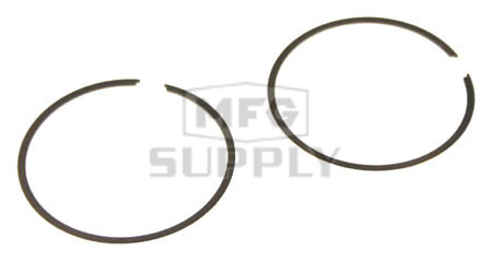 R09-712 - OEM Style Piston Rings for Polaris 488cc twin. Standard size.