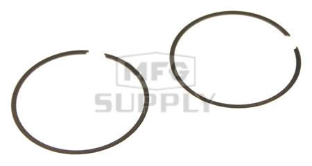 R09-712-2 - OEM Style Piston Rings for Polaris 488cc twin. .020 oversize.