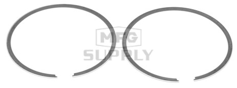 R09-713 - OEM Style Piston Rings for 92-98 Polaris 432 twin. Std size.