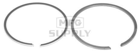 R09-745 - OEM Style Piston Rings, 73-79 Ski-Doo Elan. Twin Cylinder. Std size.