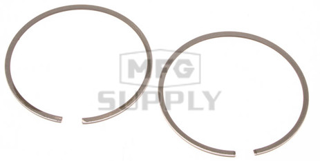 R09-800 - OEM Style Piston Rings for Yamaha 82-newer 250cc single. Std size.