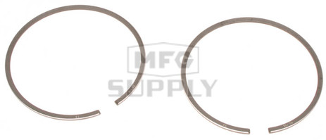 R09-813 - OEM Style Piston Rings. 84-06 Yamaha 485 twin. Std oversized.