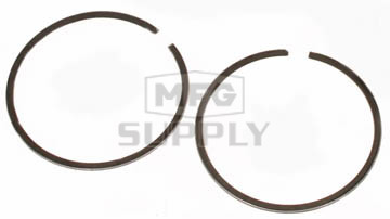R09-817-2 - OEM Style Piston Rings. 79-newer 535 twins & 87-92 569 twins. .020 oversized