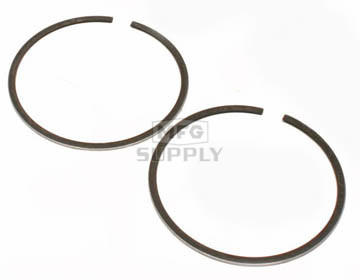R09-806 - OEM Style Piston Rings for 75-81 Yamaha 433cc twin. Std size