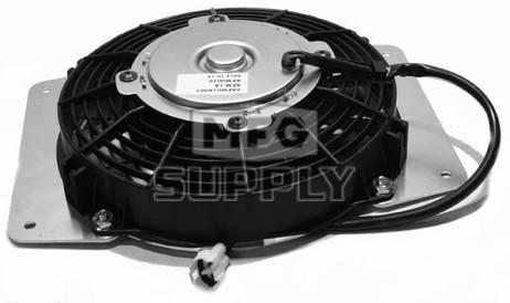RFM0019 - Yamaha ATV Cooling Fan. Fits most 03-newer Grizzly, Kodiak & Wolverine 400/450