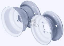 "AZ1005 - 8"" ATV Steel Wheel, 7"" wide"