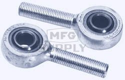 AZ8247 - Male Rod End Bearing, 3/8-24 left