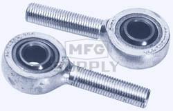 AZ8250-R - Male Rod End Bearing, 1/4-28 right
