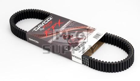 RPX5020 - Polaris Dayco RPX (Racing Performance) Belt. Fits various 99 & newer mid to high power Polaris Snowmobiles.