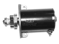 "SBS0003 - Briggs & Stratton Starter: Fits 243400, 326400 series engines. 4-3/8"" long housing."
