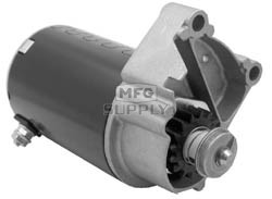 "SBS0009 - Briggs & Stratton Long Case Starter: 4-3/8"" long housing. For 18-20.5 hp twin cylinder engines."
