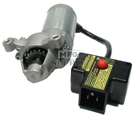SCH0055 - Briggs & Stratton Snowblower Electric Starter. 110v, 17 tooth