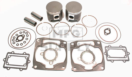 SK1318 - Arctic Cat Piston Kit for 800cc Twin Standard