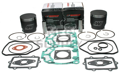 SK1319 - Ski-Doo Piston Kit for 793 Engine Types