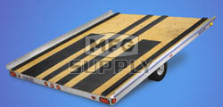 EZ-6MAT - 6' E-Z Snowmobile Trailer Traction Mat (each)
