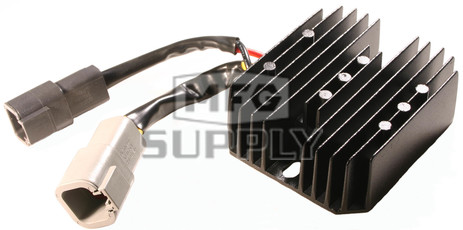 SM-01141 - Ski-Doo Voltage Regulator replaces 515-1759-68. Fits many 03-11 non-SDI Snowmobiles.