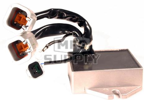 SM-01145 - Ski-Doo Voltage Regulator replaces 515-1762-43. Fit many 05-12 SDI models.
