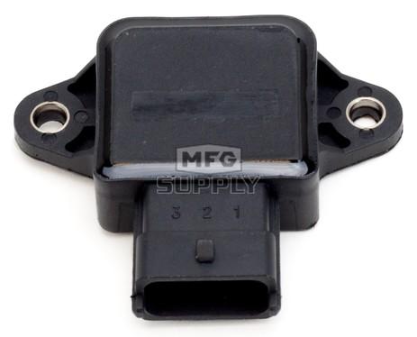 SM-01283 Aftermarket Throttle Position Sensor for Various 2003-2019 Ski-Doo EFI Snowmobile and 2006-2020 Can-Am EFI ATV Model's