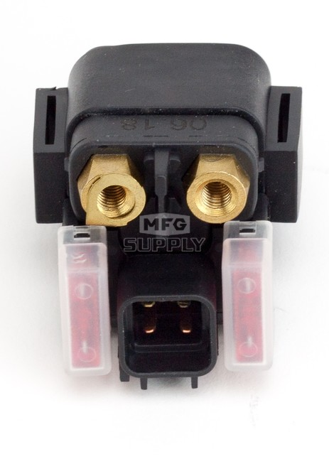 SM-01458 Yamaha Aftermarket Starter Solenoid for 2011-2018 Apex, RS Vector, RS Venture, and VK Pro. II Model Snowmobiles