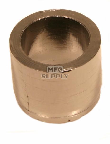 SM-02031 - Exhaust Header Joint between Muffler & Resonator. Fits many 98-02 Yamaha SRX600 & SRX700 Snowmobiles