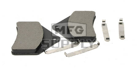 SM-05008 - Arctic Cat Kevlar Brake Pad set replaces 0702-563