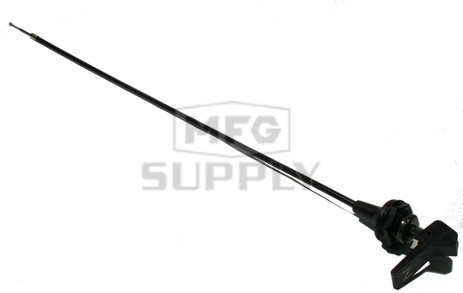 Choke Cable for 93-00 Yamaha CS340E Ovation LE & 92-95 ET410TR Enticer II LT Snowmobiles