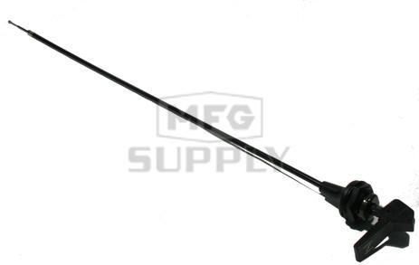 Choke Cable for 93-00 Yamaha CS340E Ovation LE & 92-95 ET410TR Enticer II LT Snowmobiles