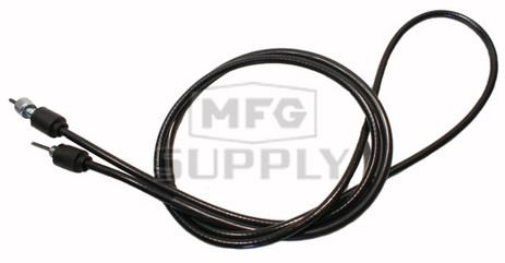 Snowmobile Speedometer Cable, many 88-96 Arctic Cat and 88-99 Polaris