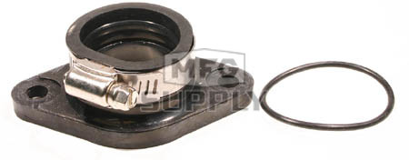 SM-07037 - Polaris Carb Flange replaces 3084438. For many 90's XLTs