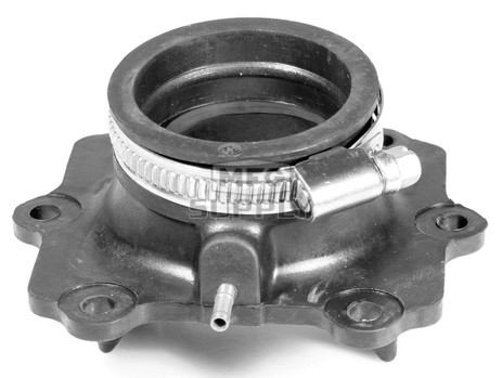 SM-07062 - Arctic Cat Carb Flange for many 1993-1997 Triple Snowmobiles