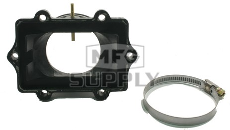 Carburetor Mounting Flange for most 2014-newer Arctic Cat Snowmobiles with 600 engine