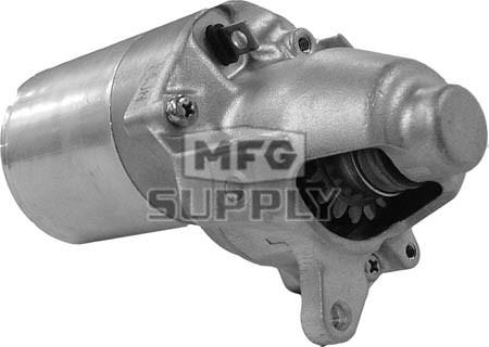 SMU0294 - Starter for Honda 5-1/2 hp GX140 & GX160 engines. 17 tooth.