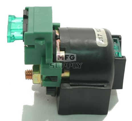 Starter Relay for many 2008-newer Arctic Cat 350, 366, 400, 425 & 450 ATVs. Replaces 3313-464.