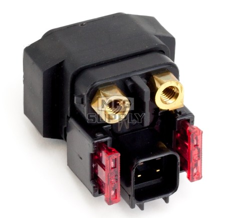 SMU6183 Yamaha Aftermarket 12v Starter Relay Fits some 2008-2016 942cc Motorcycles and 686cc UTV's.