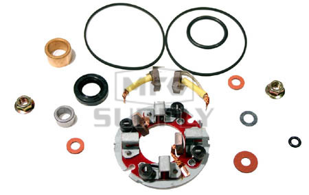 SMU9101 - Honda Brush Repair Kit: ATC125M, TRX300EX, TRX125, TRX200S