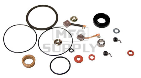 SMU9107 - Honda Brush Repair Kit: ATC125M, TRX125
