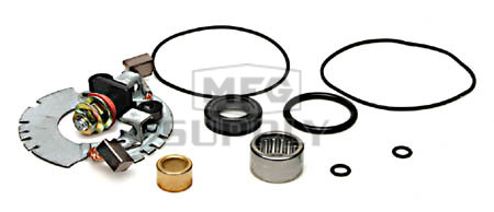 SMU9112 - Yamaha ATV Brush Repair Kit: 95-current 350/400 cc models.