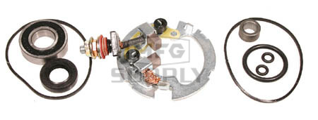 SMU9156 - Honda Brush Repair Kit: 2 Brush Models.