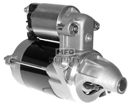 SND0401 - Kawasaki Mule Starter; KAF300 Mule 500, 550 w/286cc engine