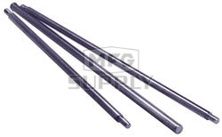"""AZ1401-44 - 44"""" Standard Solid Steel Axle Std End, 1"""" dia"""