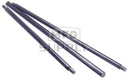 "AZ1402-38 - 38"" Standard Solid Steel Axle Short End, 1"" dia"
