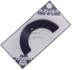 AZ2001 - Tru-A-Line Racing Split Sprocket 53 teeth, .125 Thick; #35 Chain