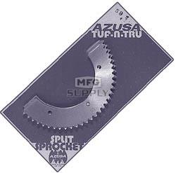 AZ2658 - Tuf-N-Tru Racing Split Sprocket 58 teeth, .160 Thick; #35 Chain