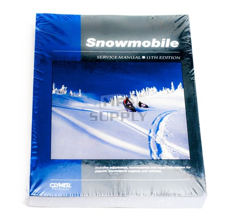 SSM - Snowmobile Service Manual for Various 1962-1986 Makes and Models of Snowmobiles and Engines