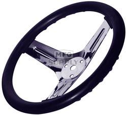"""4-9396 - 12"""" Dia. Steering Wheel"""